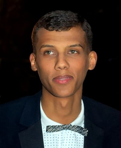 Picture of a band or musician: Stromae