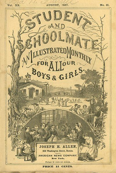 https://upload.wikimedia.org/wikipedia/commons/thumb/9/9c/Student_and_Schoolmate_August_1867.jpg/400px-Student_and_Schoolmate_August_1867.jpg