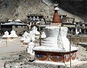 Chorten in Ladakh