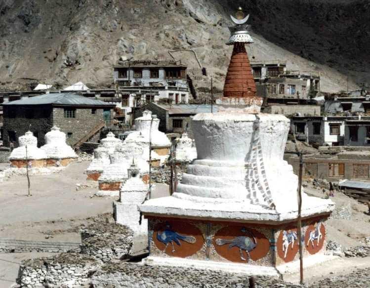 Stupa Chorten Ladakh