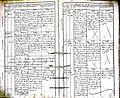 Subačiaus RKB 1832-1838 krikšto metrikų knyga 038.jpg