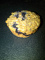 Sugar Free Vegan Blueberry Corn Muffins (5347154968).jpg