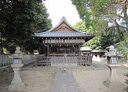 角宮神社 - Wikipedia