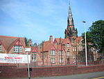 Summerfield Community Centre and Job Preparation Unit - a former Birmingham board school (Dudley Road)