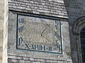 Sundial on Chichester Cathedral - geograph.org.uk - 229855.jpg