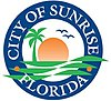 Official seal of Sunrise, Florida