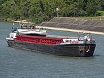 Surcouf, ENI 02319269 on the Rhine river near the locks of Marckolsheim, photo 7.JPG