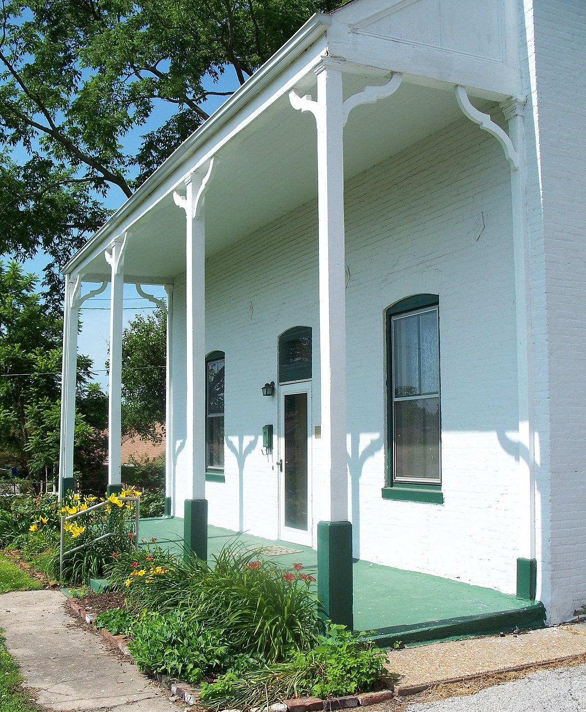 Sutter meyer house wikidata for Meyer house