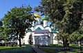 Suzdal Monastery of Saint Euthymius Transfiguration Cathedral IMG 0496 1725.jpg