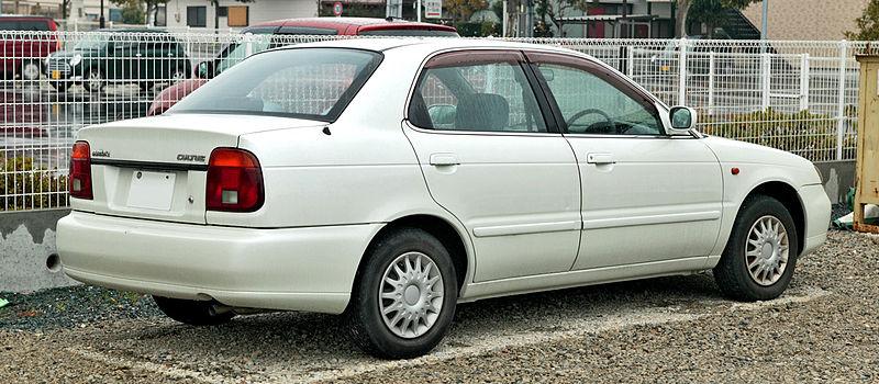 Suzuki Cultus Wiki