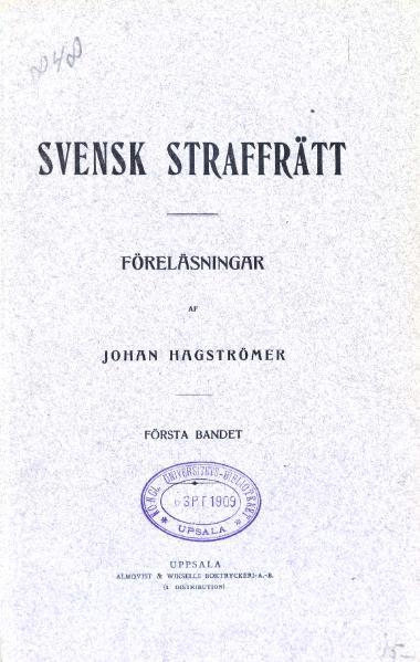 File:Svensk straffrätt Bd 1.djvu