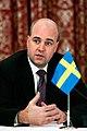 Sveriges statsminister Fredrik Reinfeldt under Nordiska Radets session i Oslo, 2007. 2007-10-29. Foto- Magnus Froderberg-norden.org.jpg