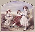 Swinburne and his sisters by George Richmond.jpg