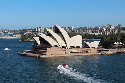How to get to Sydney Opera House with public transport- About the place
