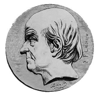 Sylvestre François Lacroix - Image: Sylvestre François Lacroix