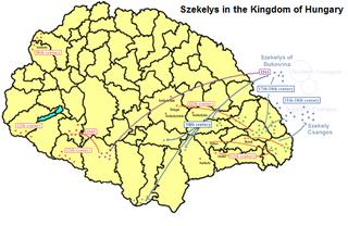 Székelys of Bukovina Hungarian ethnic community