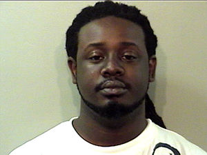 T-Pain - Mug shot of T-Pain taken in November 2007
