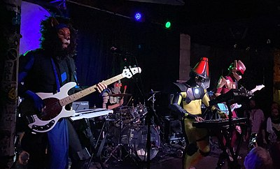 Picture of a band or musician: Twrp