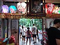 TW 台灣 Taiwan 台北 Taipei 十分 Shifen 平溪 Pingxi 天燈 Sky Lantern shop August 2019 SSG 01.jpg