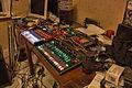 Tabletop studio - Roland AIRA TR-8 + KORG Kaoss Pad 3 + Roland AIRA TB-3 + AKAI MPX16 + Arturia BEATSTEP + KORG Volca Bass (by David J).jpg