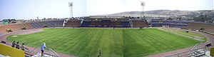Estadio Jorge Basadre - Image: Tacna estadio jorge basadre