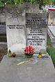 Tadeusz Makowski major grób.jpg