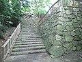 Tahara Municipal Museum - Stone wall.jpg