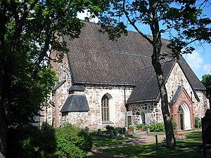 Taivassalo - Taivassalo Church