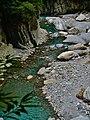 Taiwan Taroko-Schlucht Shakadang Trail 22.jpg