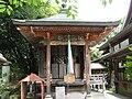 Tamonin (Heguri, Nara) Jinshado.jpg