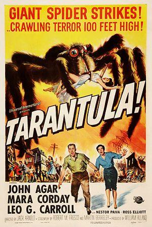 Tarantula (film) - Image: Tarantula 1955
