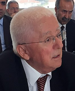Tarhan Erdem Turkish politician