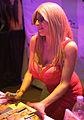 Taylor Stevens at AVN Adult Entertainment Expo 2012 1.jpg