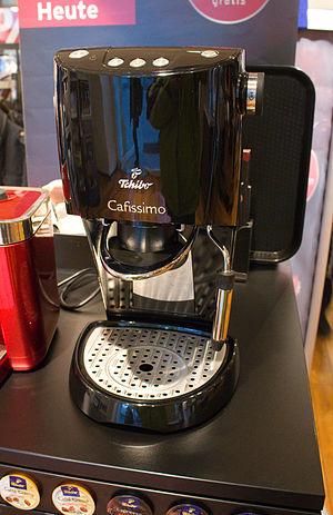Tchibo - Tchibo Cafissimo coffeemaker