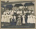 Teachers and students of the Edgren School of Music, Seattle, 1908 (MOHAI 8713).jpg
