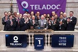 Teladoc - Wikipedia