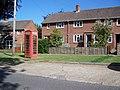 Telephone box, Broadmayne - geograph.org.uk - 1360827.jpg