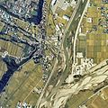 Tenryu River, Oguro River and Mibu River 1976.jpg