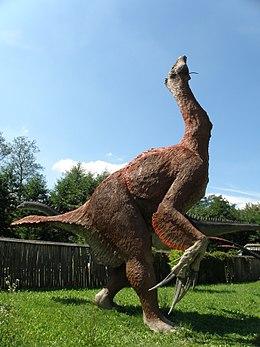 Therizinosaurus Wikipedia