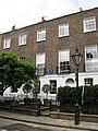 Terraced houses, Edwardes Square, W8 - geograph.org.uk - 849776.jpg