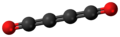 Tetracarbon dioxide 3D ball.png