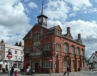 Thame - Image: Thame Town Hall