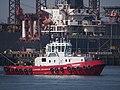 Thamesbank (tugboat, 1992), IMO 9060704 - Callsign PHYE, Botlek, Port of Rotterdam pic3.JPG