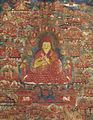 Thangka of Lowo Khenchen Sonam Lhundrub (5498216868).jpg