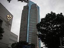 Центральный офис в минато мирай 21