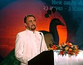 The Best Film Award went to the film' The Wall' from Taiwan.Film actor Kabir Bedi announcing it on December 03, 2007 at the closing ceremony of IFFI 2007 at Panaji, Goa.jpg