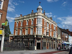 Black Lion, Kilburn - The Black Lion