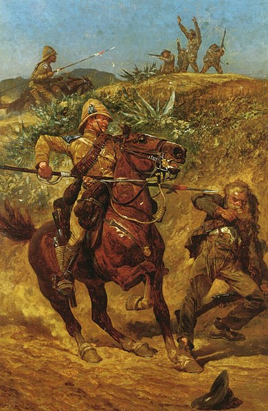 File:The Boer War by Richard Caton Woodville.jpg