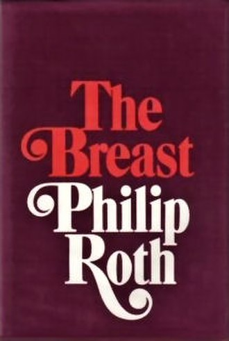 The Breast - First edition cover