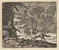The Cat Climbs a Barn from Hendrick van Alcmar's Renard The Fox MET DP837702.jpg